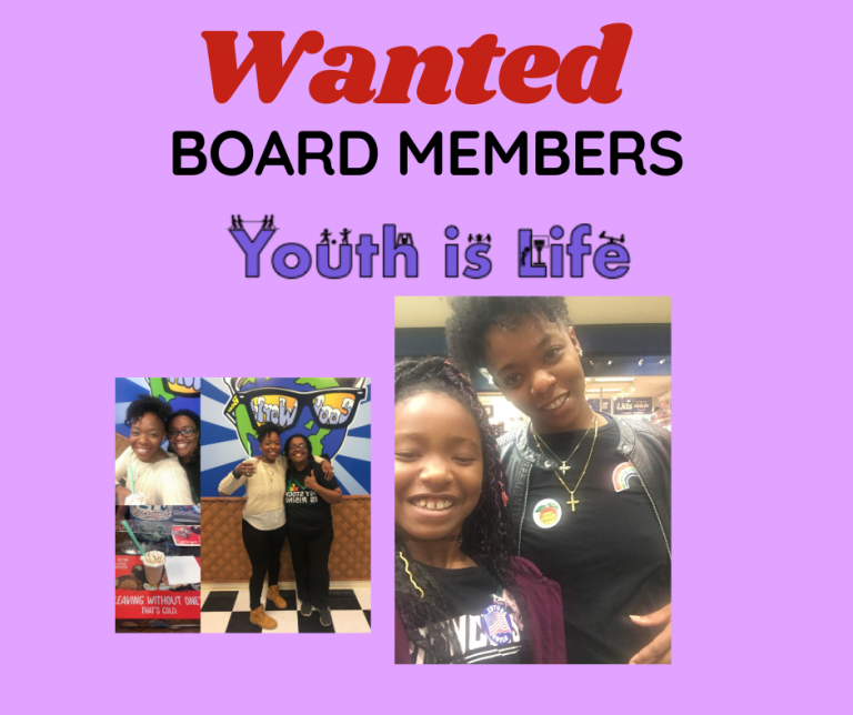 Board of Directors Campaign for Youth Is Life Athens. We need you volunteers!